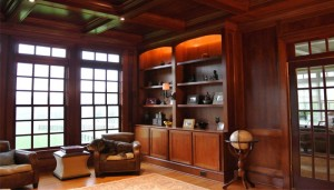 Residential construction custom library