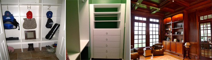 Custom carpentry solutions by Reston Painting & Carpentry