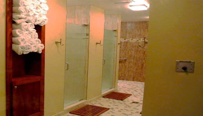 Tiling, lighting, carpentry by Reston Painting & Contracting