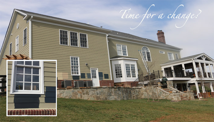 Exterior Painting Gray